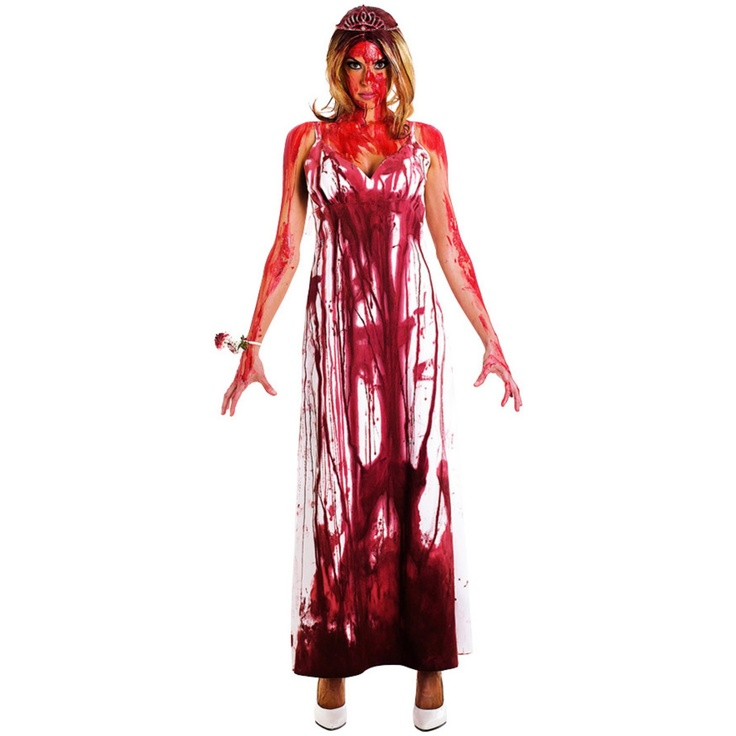 Carrie. c4aad031fb67ff9c4ea88b1315adda27  sc 1 st  Fashion and Style Guide StyleSpotter Blog - StyleSpotter & GET THE LOOK: 5 LAST MINUTE DIY HALLOWEEN COSTUMES | Fashion and ...